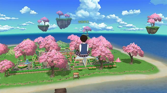 小森生活满月庆!全新家园风之岛开放,樱花季服饰限时登场~