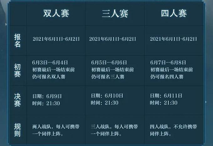 剑侠五周年庆开启武林大会